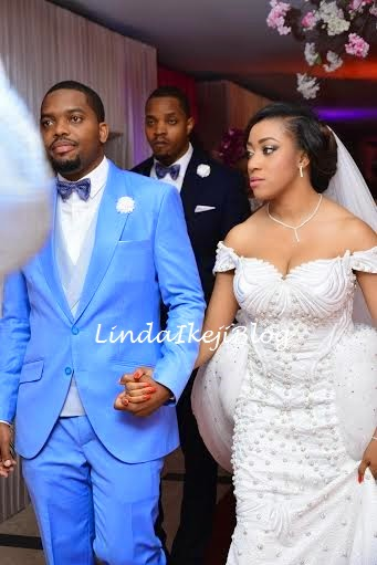 Koko Ita Giwa weds Chimaobi Loveweddingsng - White Wedding3