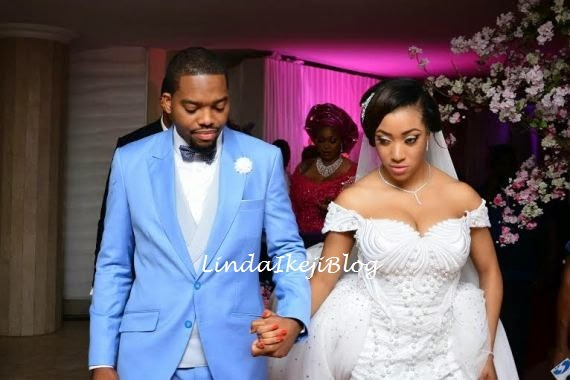 Koko Ita Giwa weds Chimaobi Loveweddingsng - White Wedding4