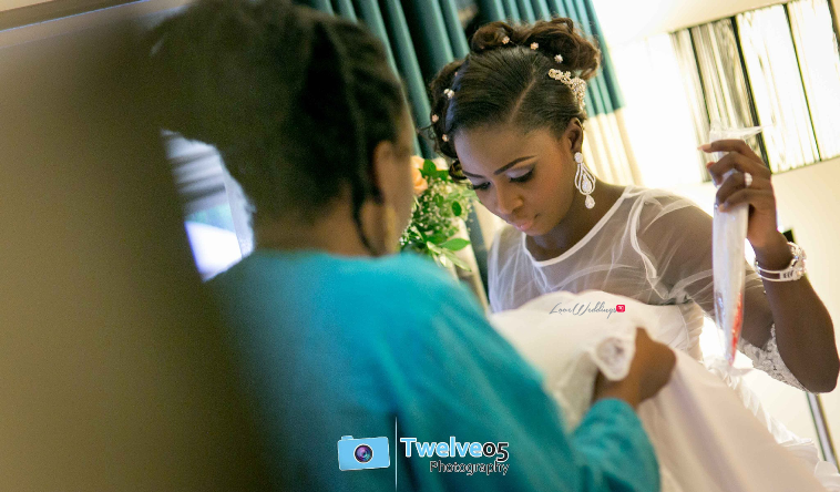 Loveweddingsng White Wedding Juremy2