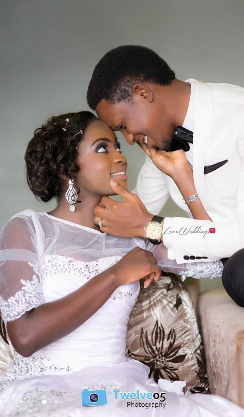 Loveweddingsng White Wedding Juremy20