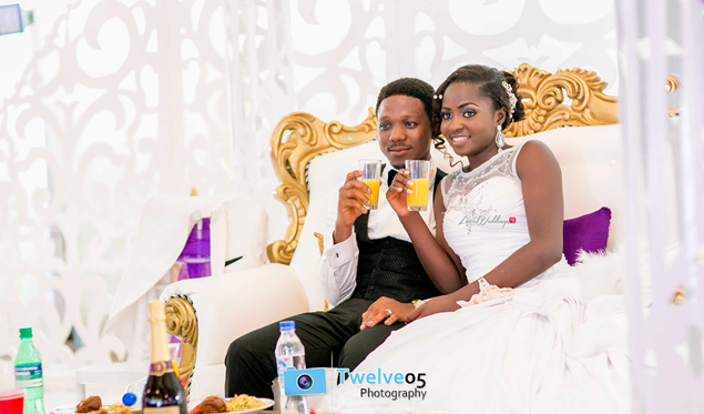 Loveweddingsng White Wedding Juremy44