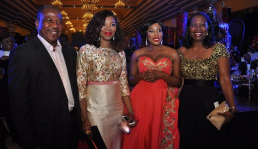 Mo Abudu at 50 - Birthday Girl with the Irabors