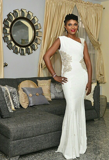 Omoni Oboli Being Mrs Elliot Lagos Premiere Loveweddingsng