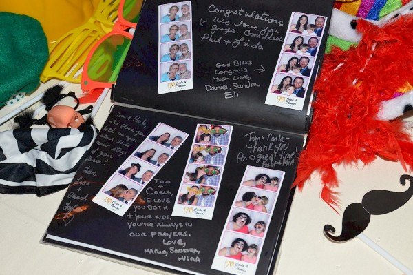 Photogenic Photobooth Guestbook Album Loveweddingsng3