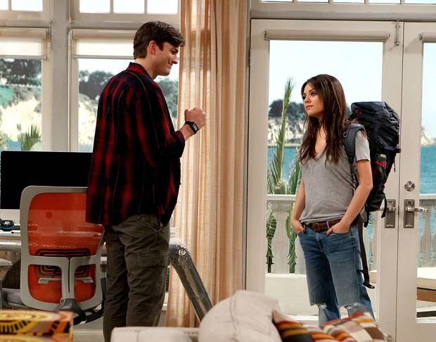 Ashton Kutcher Mila Kunis baby Loveweddingsng