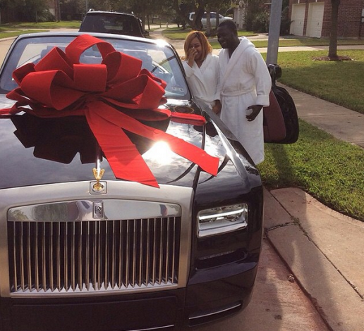 Ayiri Emami Wife Rolls Royce Loveweddingsng