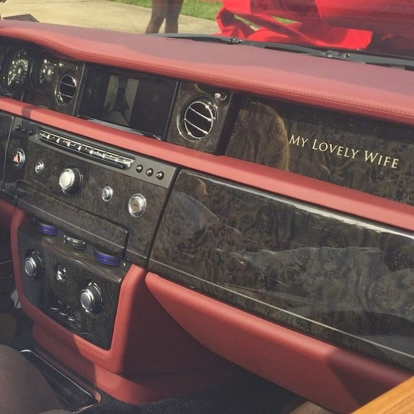 Ayiri Emami Wife Rolls Royce Loveweddingsng6