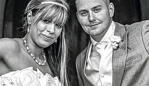 Danielle Watson Con Bride Loveweddingsng