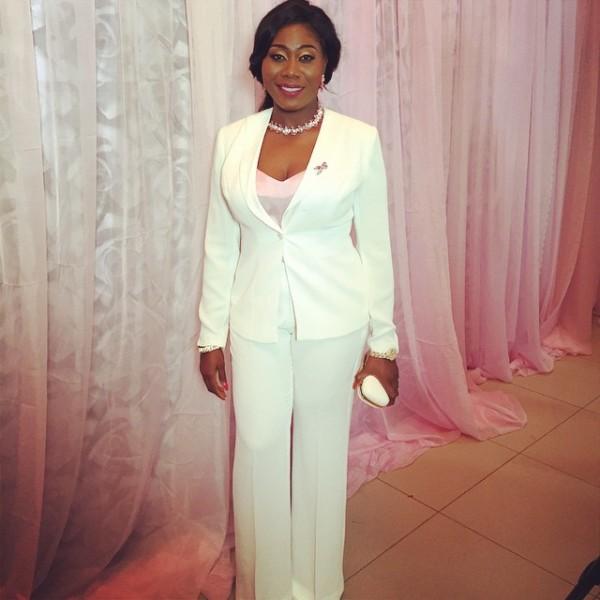 Genevieve Pink Ball 2014 - Gbemi Olateru - Olagbegi