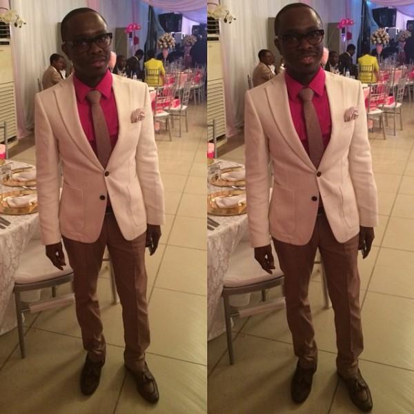 Genevieve Pink Ball 2014 - Julius Agwu