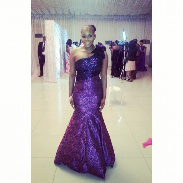 Genevieve Pink Ball 2014 - Liz Yemoja