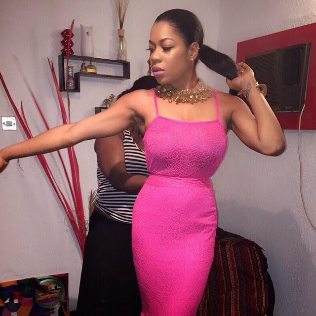 Genevieve Pink Ball 2014 - Yvonne Nwosu1