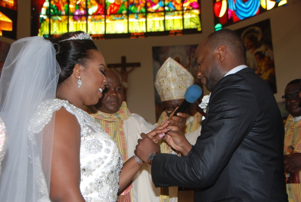 Governor Rochas Okorochas Daughter Uju weds Uzoma Anwuka Loveweddingsng