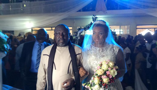 Governor Rochas Okorochas Daughter Uju weds Uzoma Anwuka Loveweddingsng12