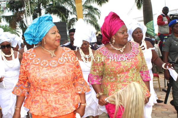Governor Rochas Okorochas Daughter Uju weds Uzoma Anwuka Loveweddingsng3