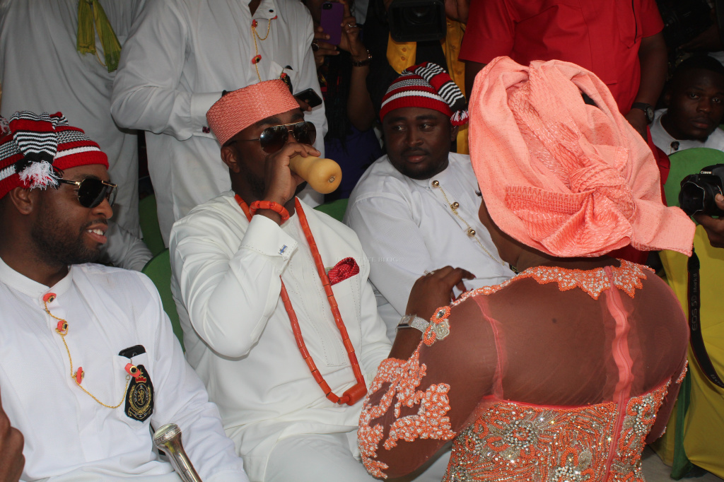 Governor Rochas Okorochas Daughter Uju weds Uzoma Anwuka Loveweddingsng8