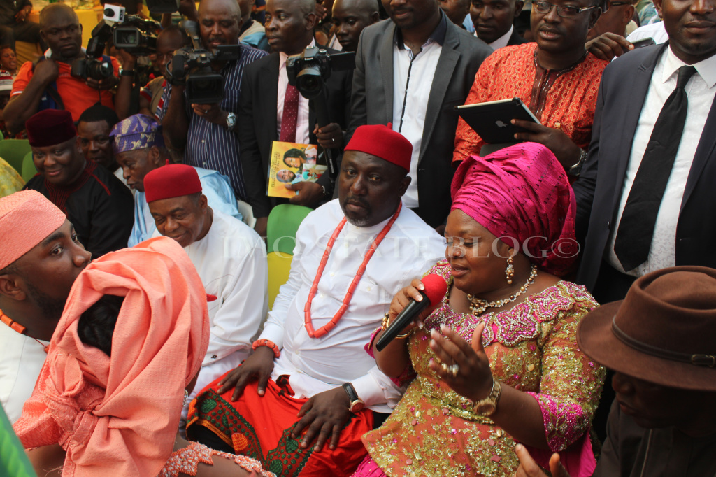 Governor Rochas Okorochas Daughter Uju weds Uzoma Anwuka Loveweddingsng9