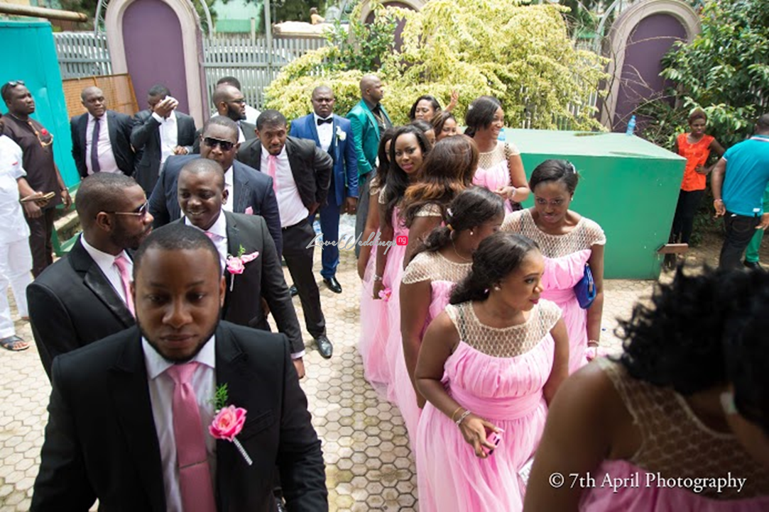 Loveweddingsng Adanna and Leonard White Wedding1