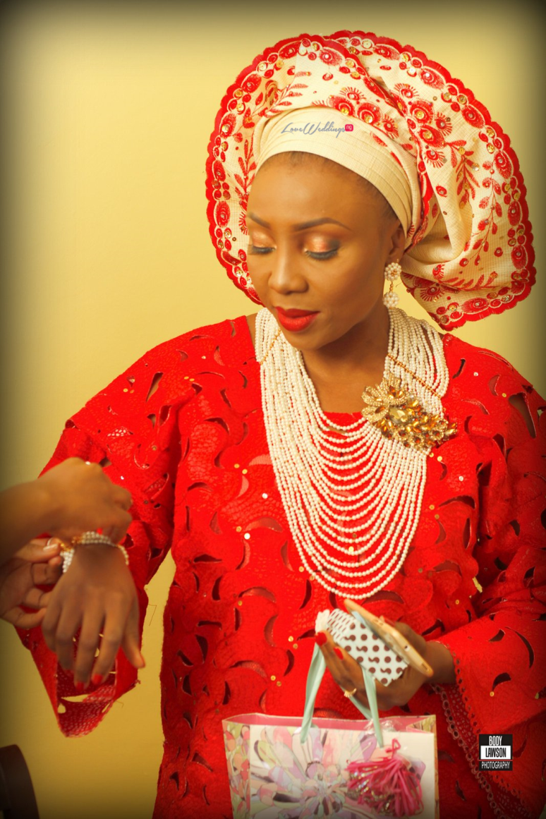 Loveweddingsng Nigerian Traditional Wedding - Motilayo and Banji100