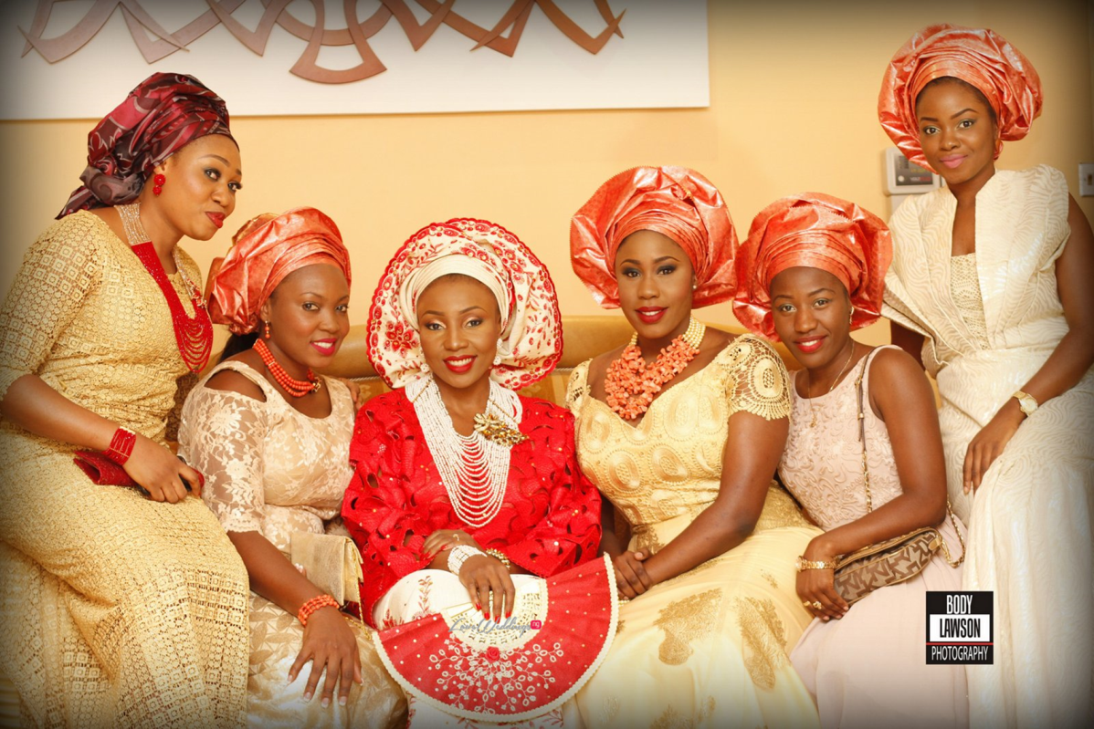 Loveweddingsng Nigerian Traditional Wedding - Motilayo and Banji101