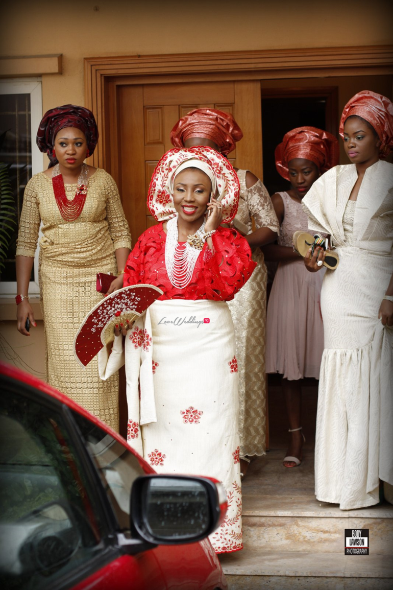 Loveweddingsng Nigerian Traditional Wedding - Motilayo and Banji102