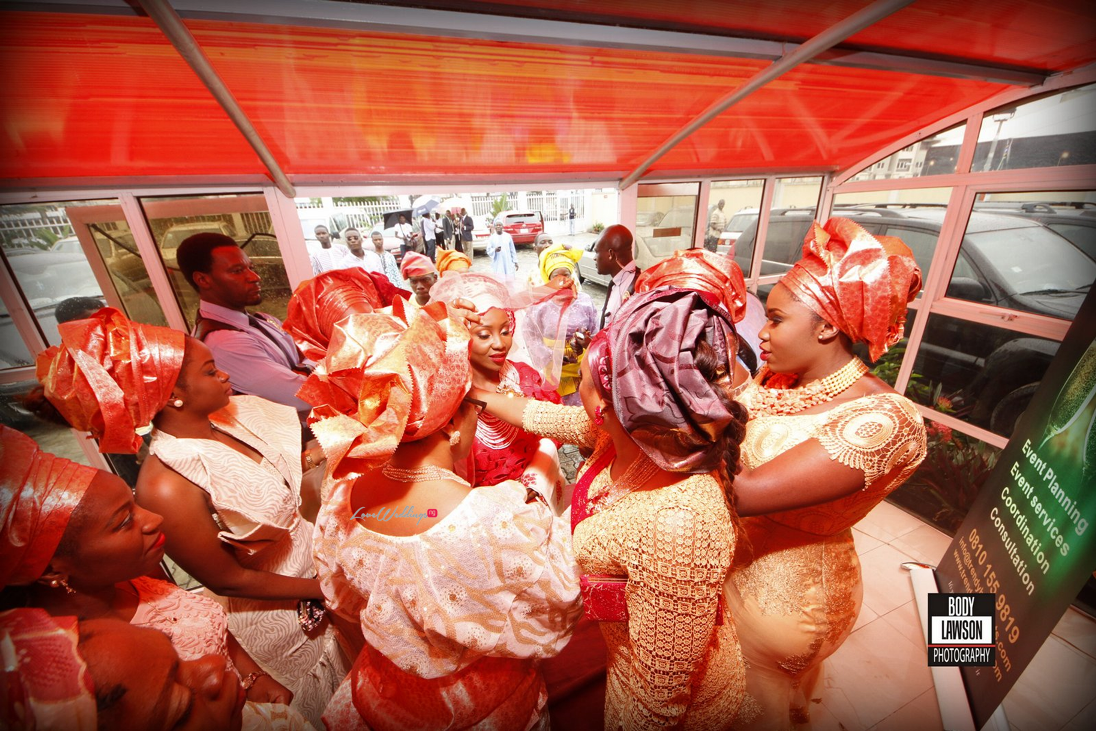 Loveweddingsng Nigerian Traditional Wedding - Motilayo and Banji107