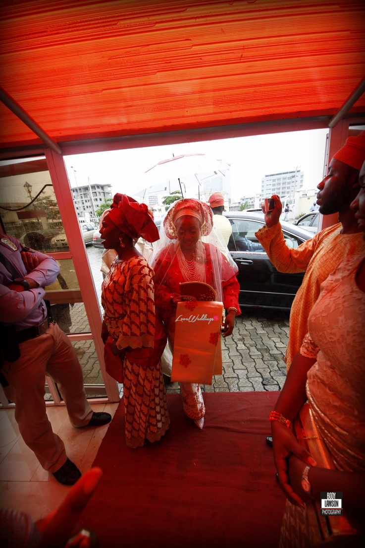 Loveweddingsng Nigerian Traditional Wedding - Motilayo and Banji108