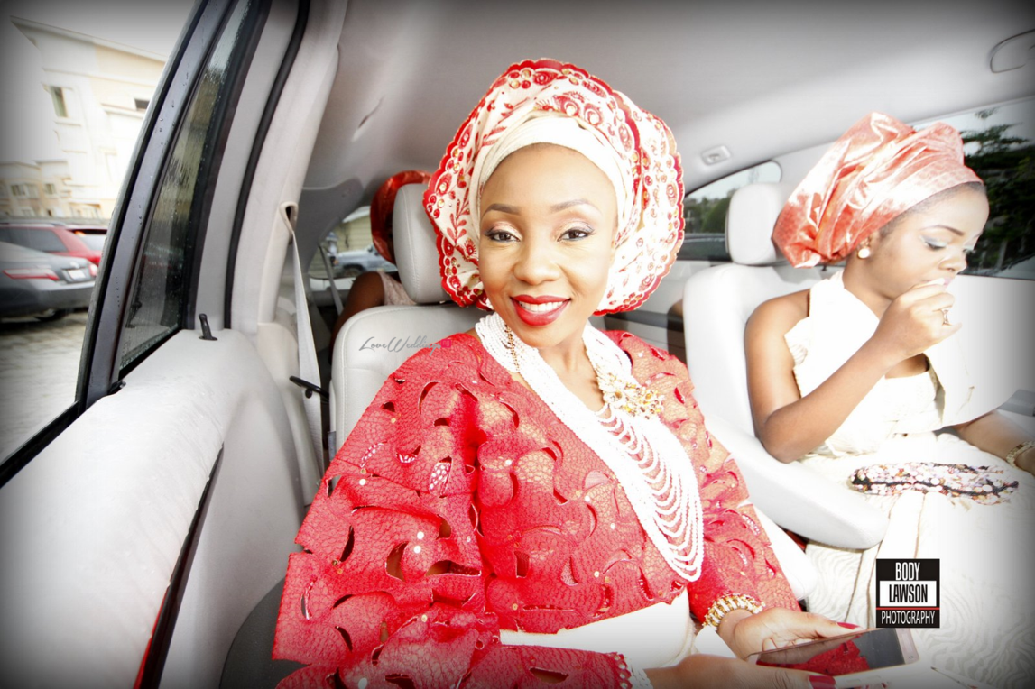 Loveweddingsng Nigerian Traditional Wedding - Motilayo and Banji110