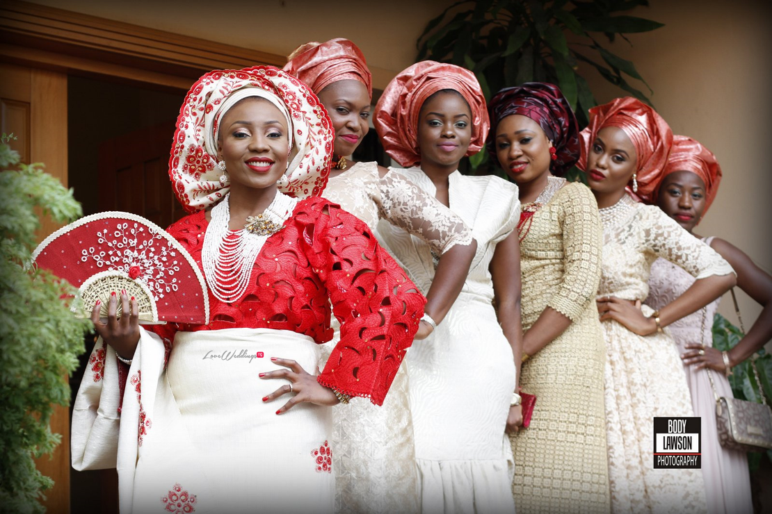 Loveweddingsng Nigerian Traditional Wedding - Motilayo and Banji111