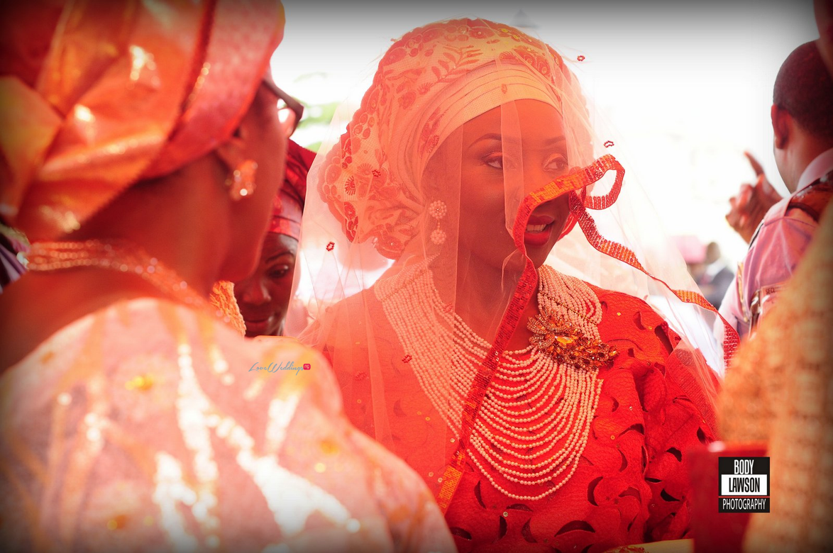 Loveweddingsng Nigerian Traditional Wedding - Motilayo and Banji112