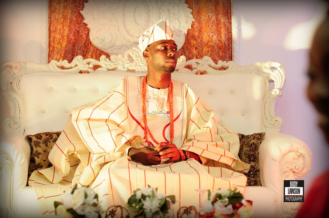 Loveweddingsng Nigerian Traditional Wedding - Motilayo and Banji115