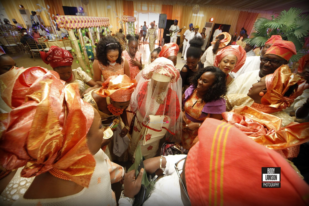 Loveweddingsng Nigerian Traditional Wedding - Motilayo and Banji117