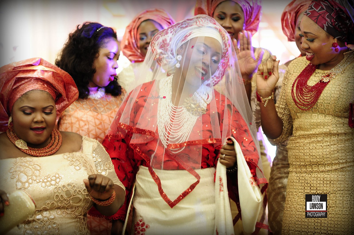 Loveweddingsng Nigerian Traditional Wedding - Motilayo and Banji118