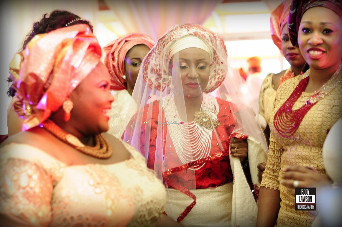 Loveweddingsng Nigerian Traditional Wedding - Motilayo and Banji119