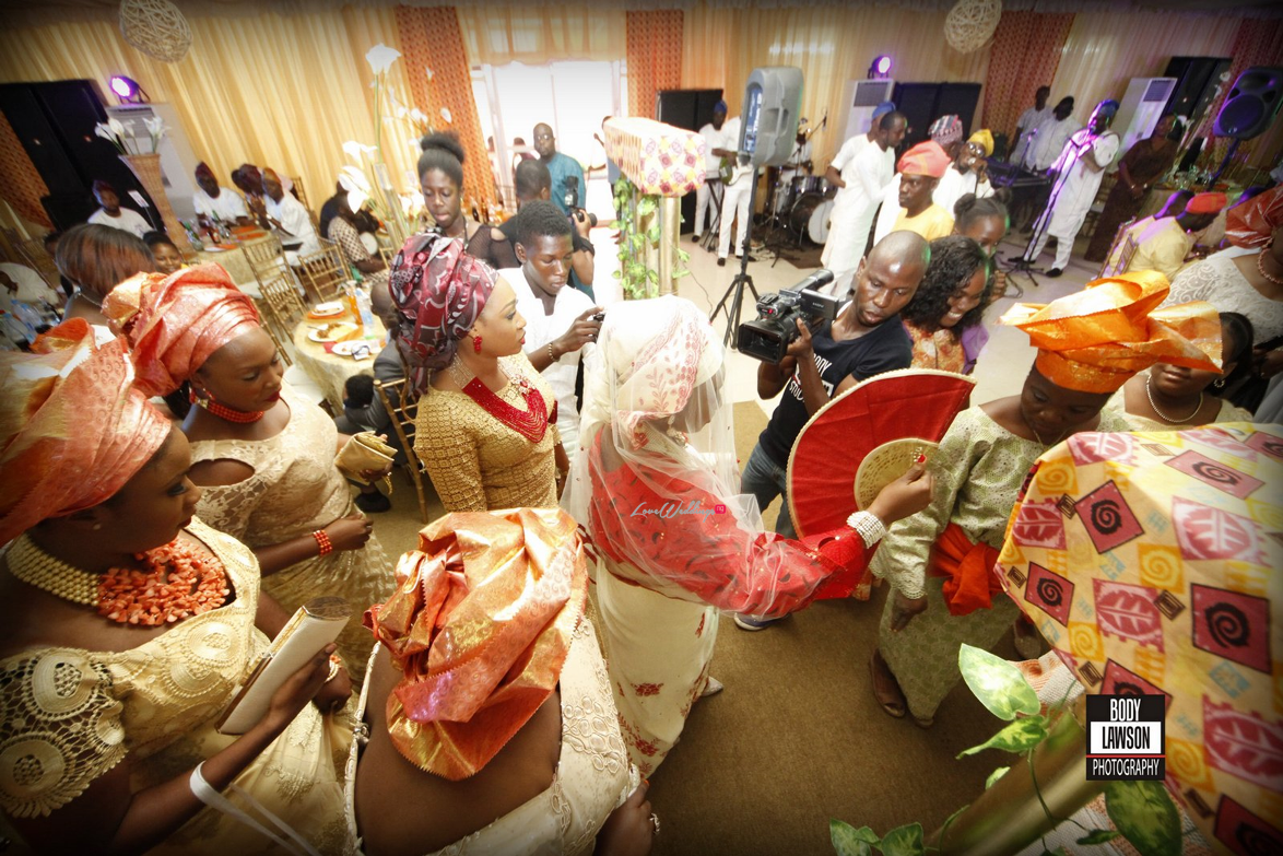 Loveweddingsng Nigerian Traditional Wedding - Motilayo and Banji120