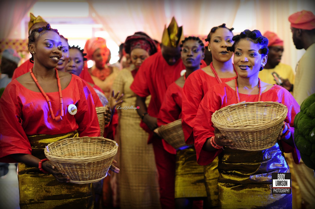 Loveweddingsng Nigerian Traditional Wedding - Motilayo and Banji121