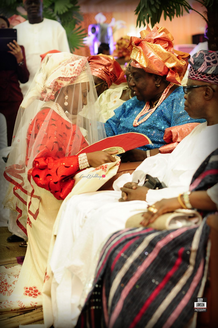 Loveweddingsng Nigerian Traditional Wedding - Motilayo and Banji122