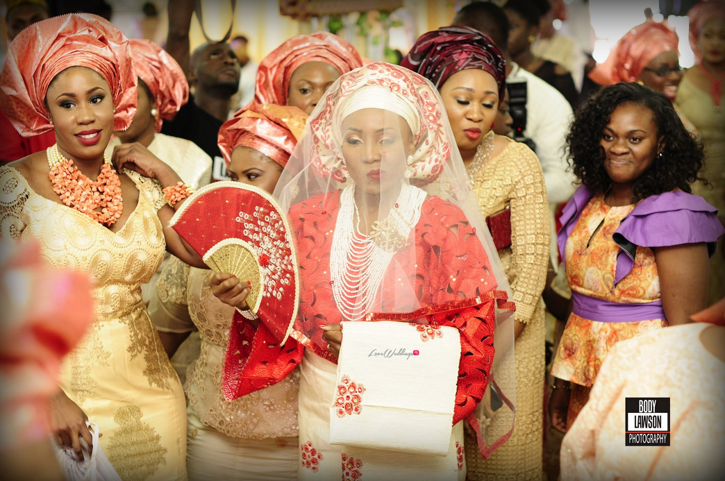 Loveweddingsng Nigerian Traditional Wedding - Motilayo and Banji123