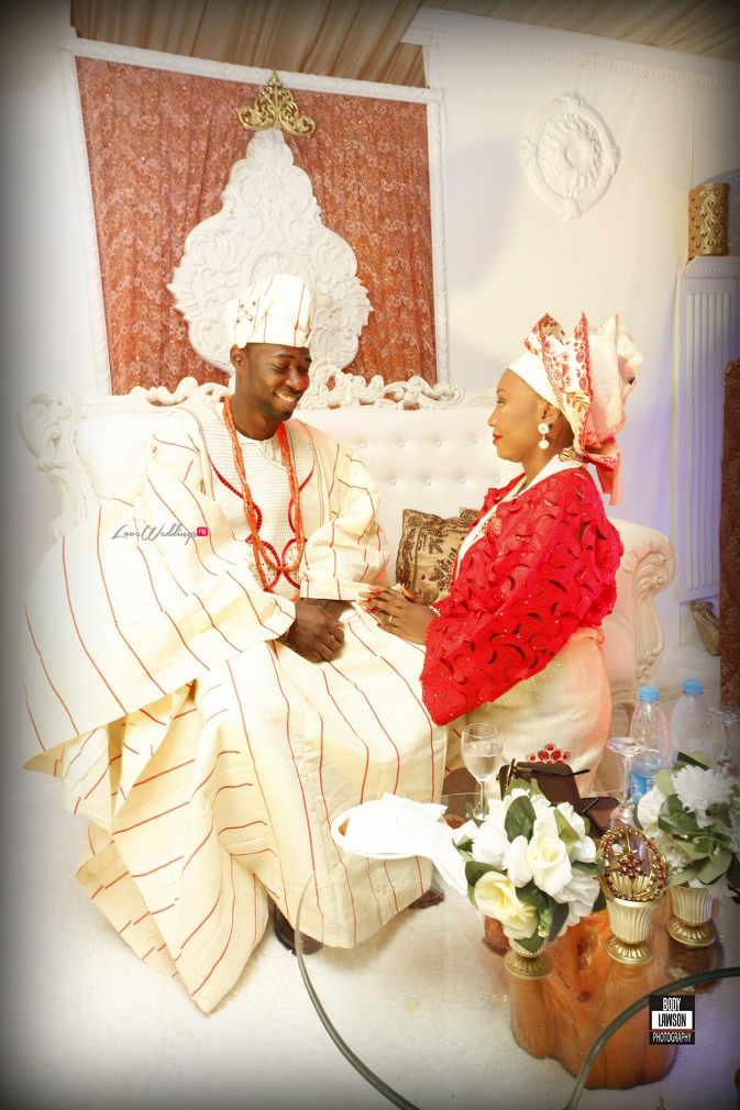 Loveweddingsng Nigerian Traditional Wedding - Motilayo and Banji124
