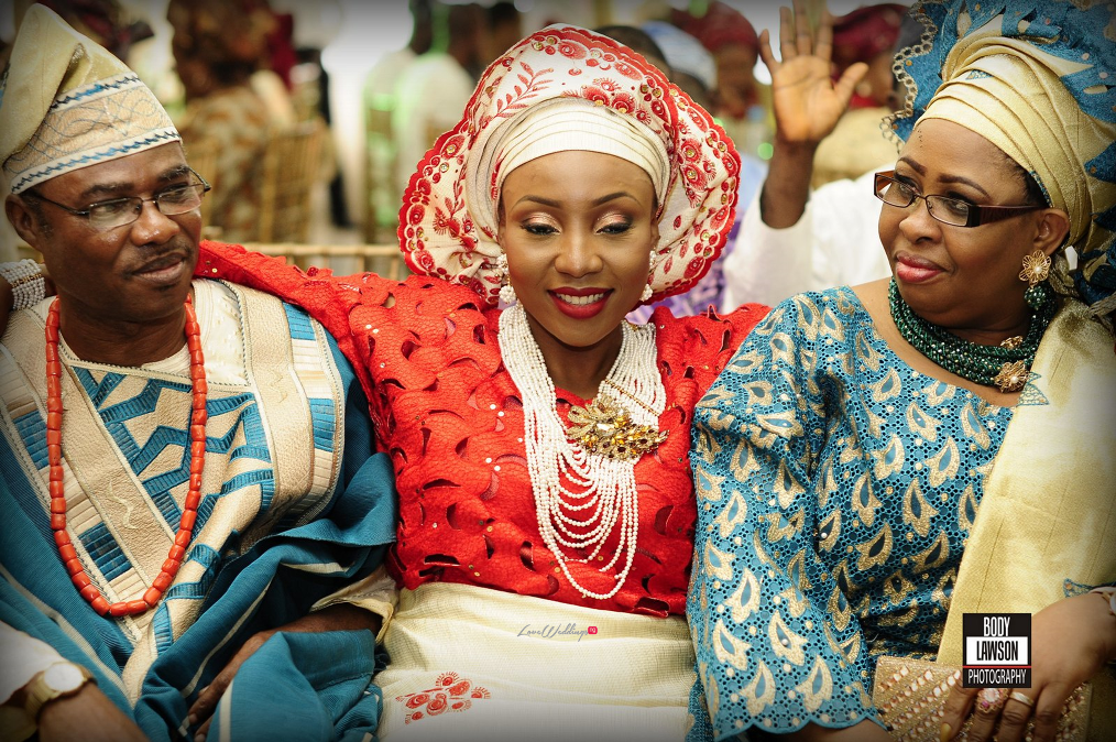 Loveweddingsng Nigerian Traditional Wedding - Motilayo and Banji125