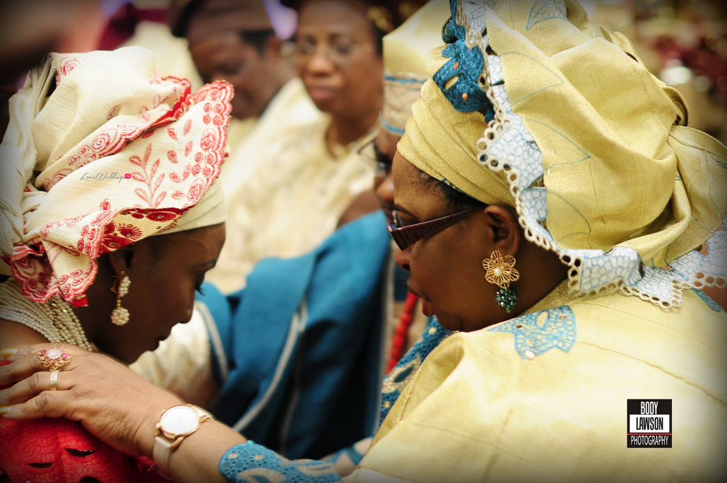 Loveweddingsng Nigerian Traditional Wedding - Motilayo and Banji126