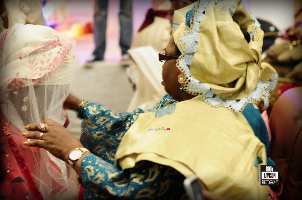 Loveweddingsng Nigerian Traditional Wedding - Motilayo and Banji127