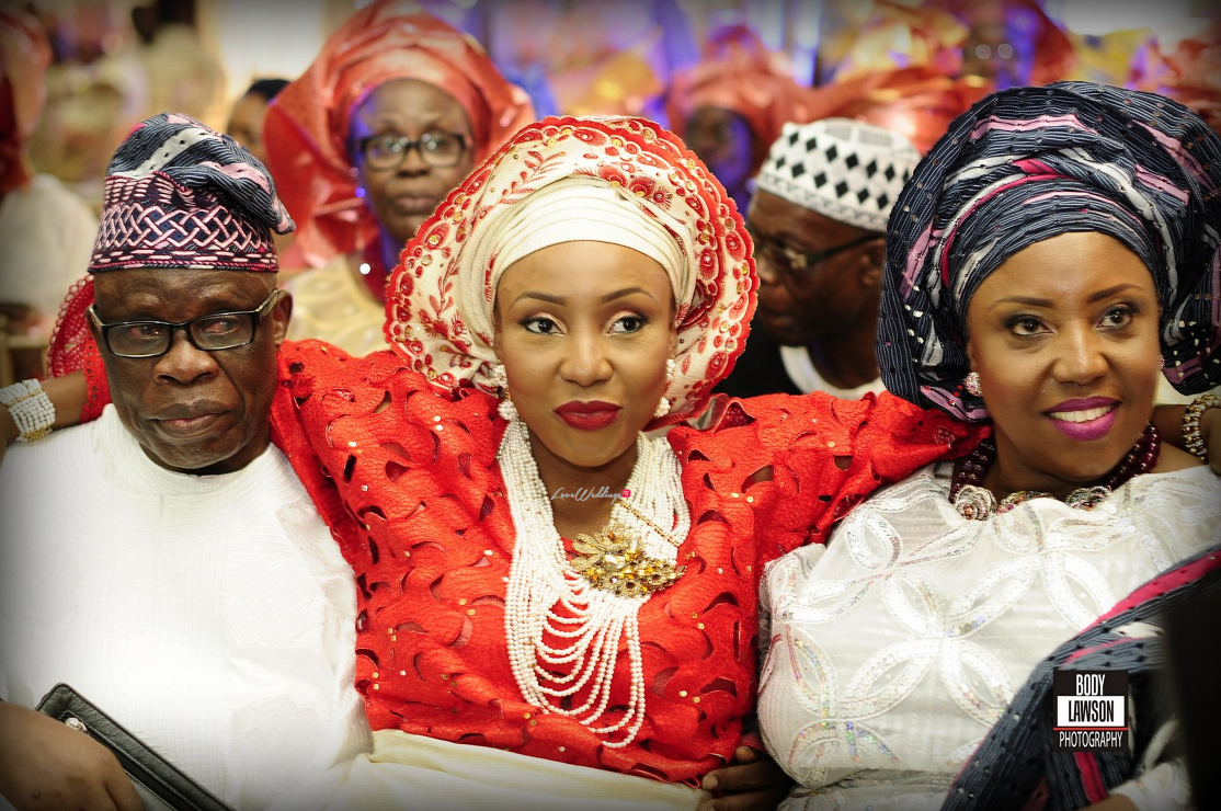 Loveweddingsng Nigerian Traditional Wedding - Motilayo and Banji129