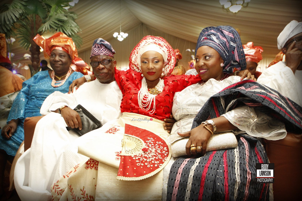Loveweddingsng Nigerian Traditional Wedding - Motilayo and Banji130