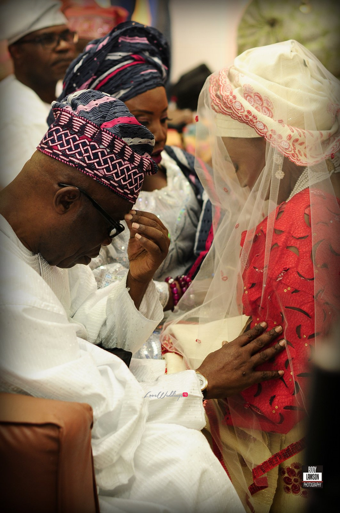 Loveweddingsng Nigerian Traditional Wedding - Motilayo and Banji131