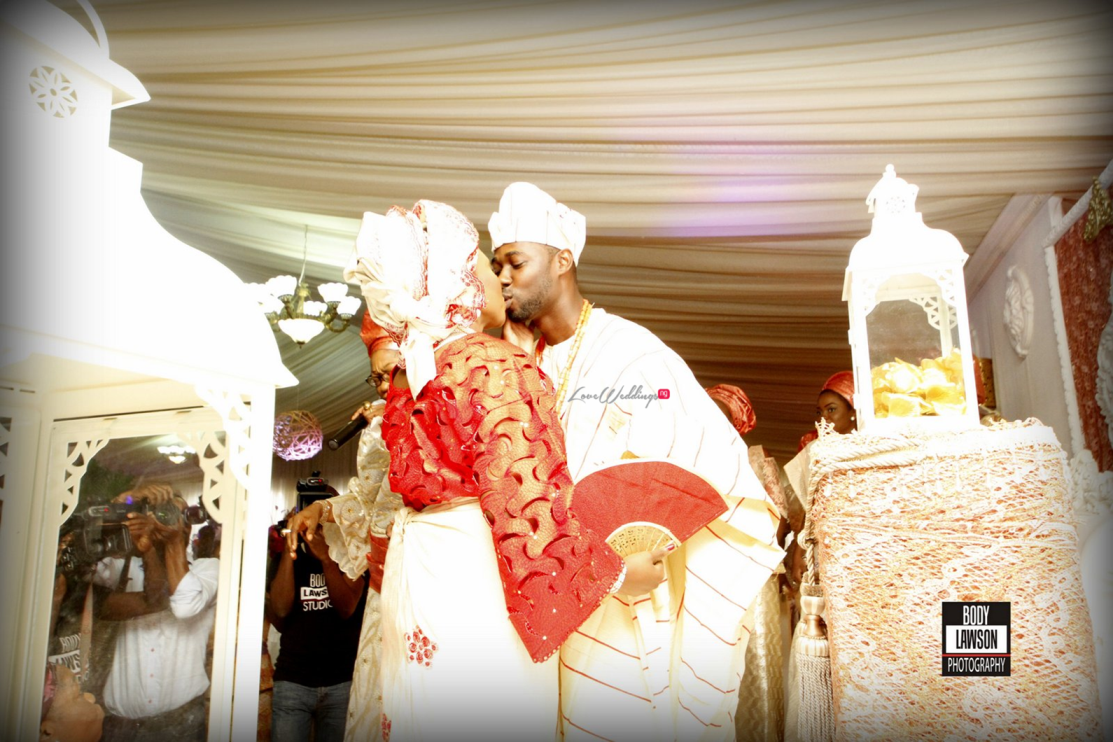 Loveweddingsng Nigerian Traditional Wedding - Motilayo and Banji132