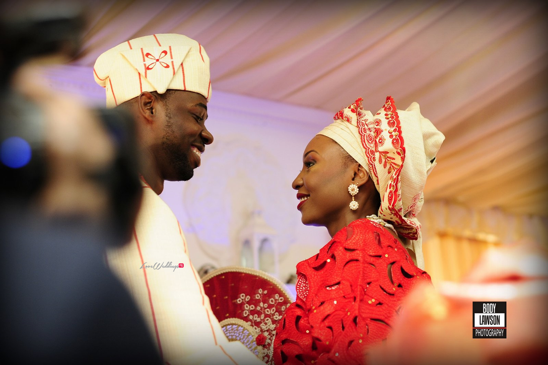 Loveweddingsng Nigerian Traditional Wedding - Motilayo and Banji134