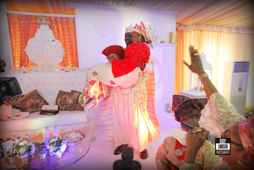Loveweddingsng Nigerian Traditional Wedding - Motilayo and Banji135