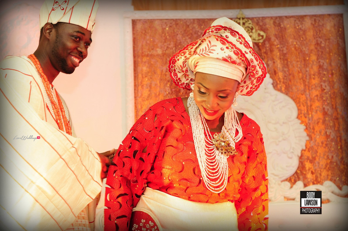 Loveweddingsng Nigerian Traditional Wedding - Motilayo and Banji136
