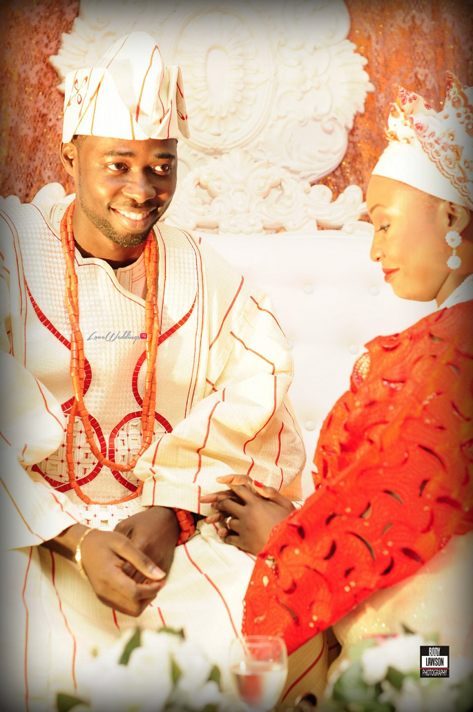 Loveweddingsng Nigerian Traditional Wedding - Motilayo and Banji140